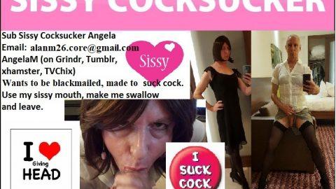 Sissy Cocksucker