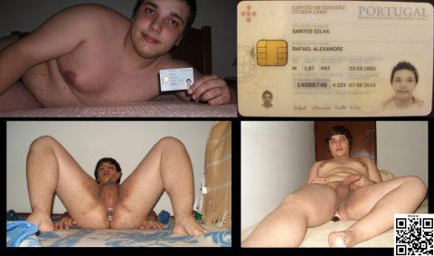 Rafael Silva faggot exposed