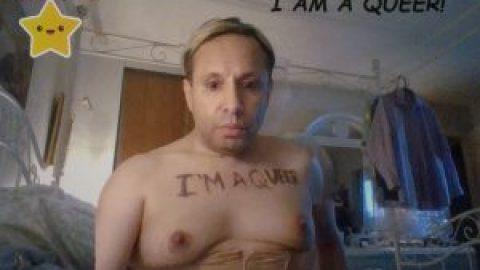 Faggot sissy Bobbie…