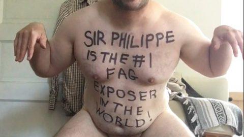 Dirty pig slave John Hyson fag