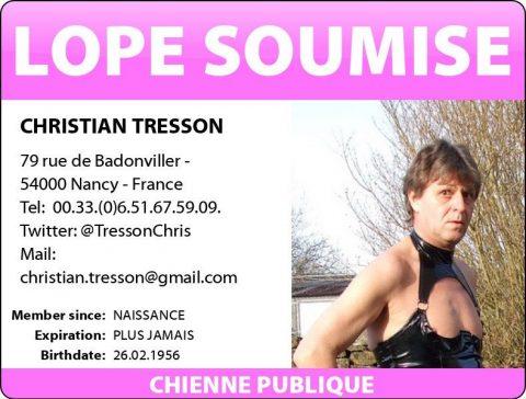 Christian Tresson