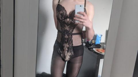 UK Sissy Leah Mae