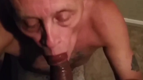Bill Byrd swallowing more cumm