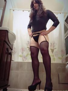 Paula Barcasur Buenos Aires Argentina Travesti Sissy Crossdresser