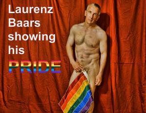 Laurenz Baars faggot