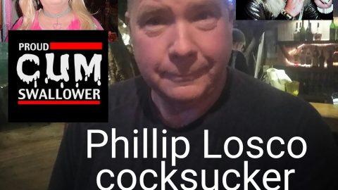 Phillip Losco is a pin fucked FAGGOT