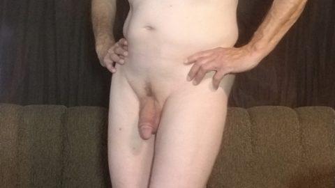 Andrew Brown Exposed Faggot in Heels