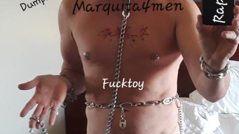 #Marquita4men Wisconsin sissy faggot