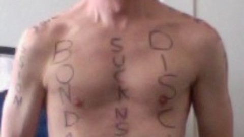 submissive faggot to be bound and fucked