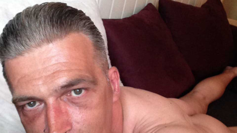 Dutch Anal Whore and CockSucking Faggot Ron Oostland