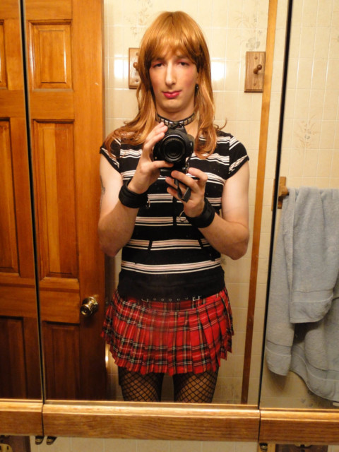 Exposed Sissy Alexis Rin